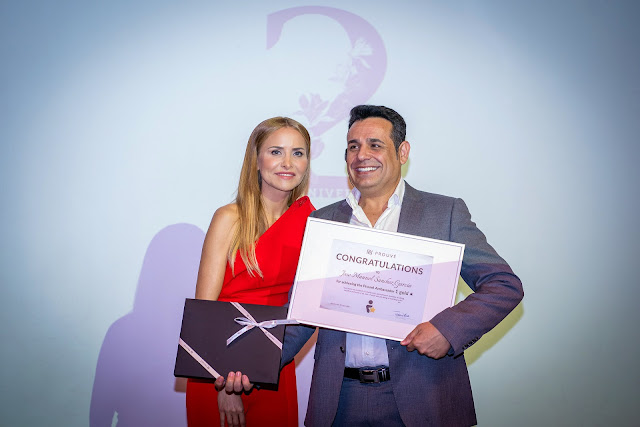 José Manuel Embajador de Perfumes Prouvé MLM