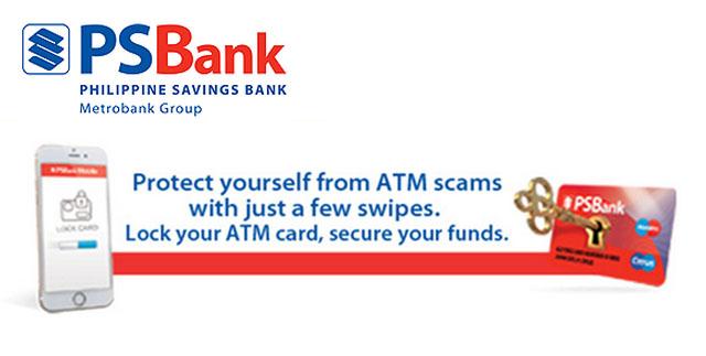PSBank ATM Lock