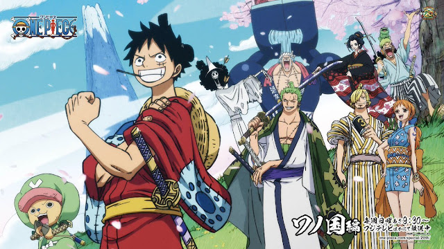 Romance Dawn 20th One Piece Arc