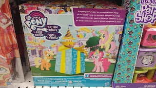 My Little Pony Toys'R'Us Exclusive Birthday Surprise Ponies Set