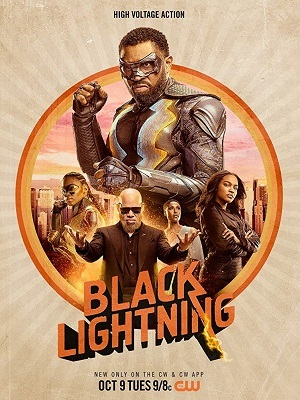 Série Raio Negro - Black Lightning 2ª Temporada Completa Torrent