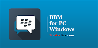 BBM for PC Windows