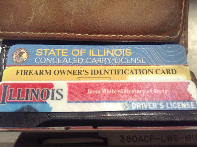 The Next Chapter: Nearly 160,000 Illinois Concealed Carry