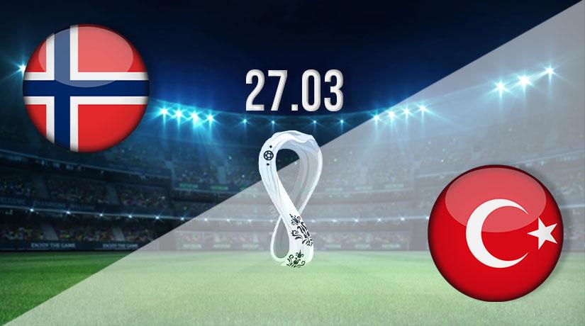بث مباشر مباراة تركيا والنرويج
