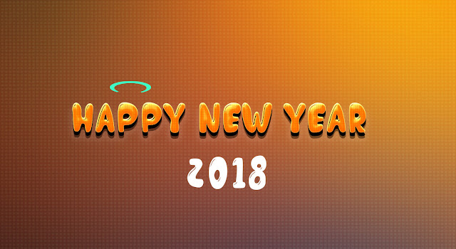 Pretty Happy New Year 2018 HD Images