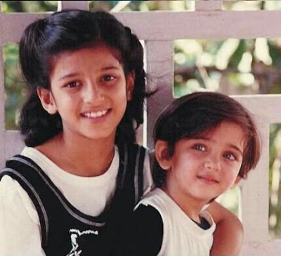 After Kapoors, here are cute little Hasan sisters – Shruti and Akshara