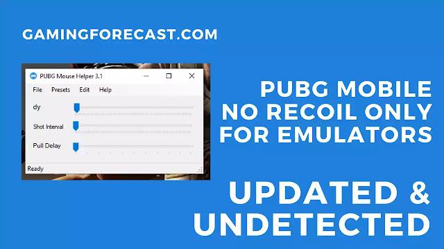 pubg mobile emulator hack