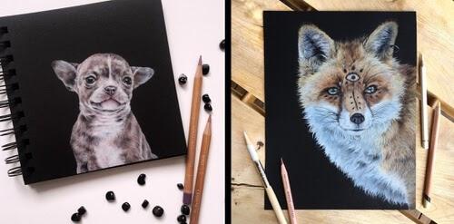 00-Animal-Drawings-Ruzanna-www-designstack-co