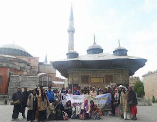 plus turki umroh
