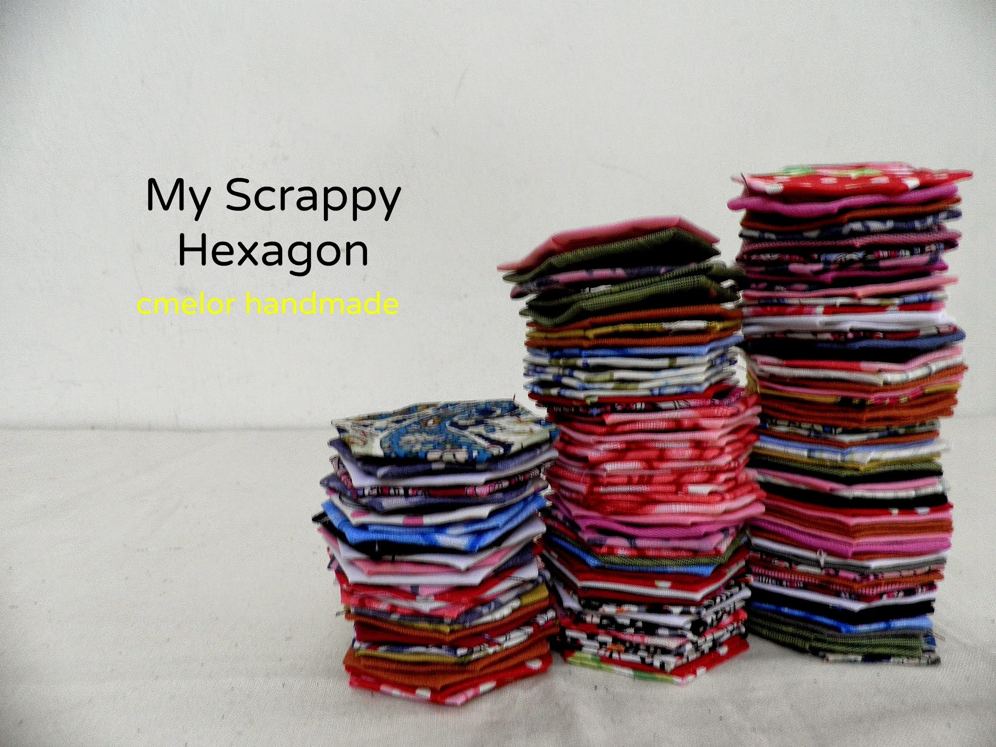 scrap hexagon