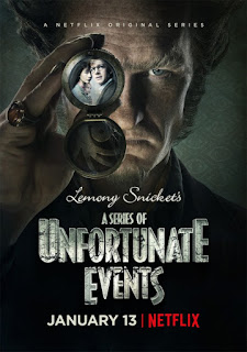 A Series of Unfortunate Events TV Poster