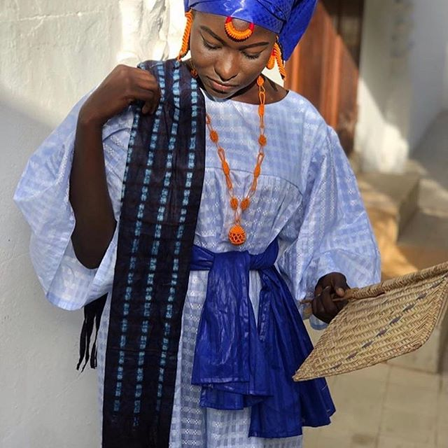 Mode, accessoires, bijoux, ethnique, tendance, toucouleur, collier, peul, boucle, d'oreille, tradition, culture, LEUKSENEGAL, Dakar, Sénégal, Afrique