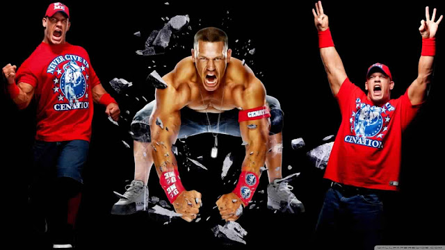 Stylish John Cena 1080 HD Wallpaper