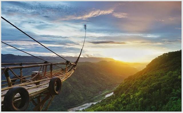 Jurang Tembelan Kanigoro;10 Top Destinasi Wisata Bantul