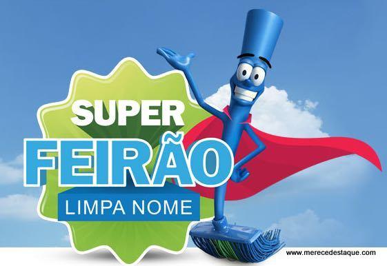 Feirão Limpa Nome da Serasa começa nesta segunda-feira com negociações pela Internet