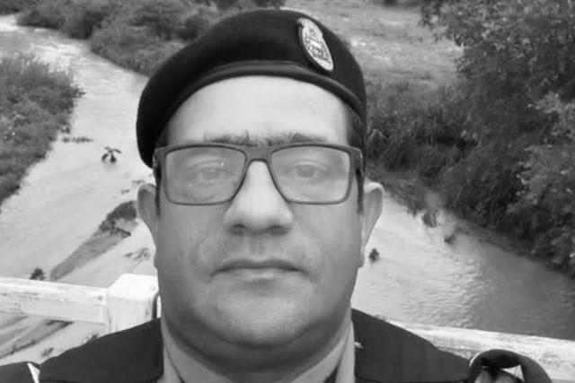 Sub-Tenente Valdery morre vítima de complicações da Covid-19
