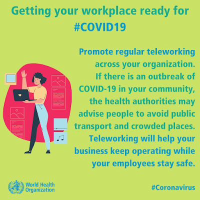 COVID-19 Coronavirus Updates 3rd to 5th March