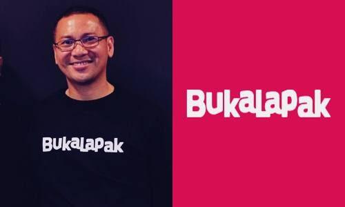 Foto dan Profil, Biodata, Biografi, Berita Muhammad Rachmat Kaimuddin Si CEO PT Bukalapak Com