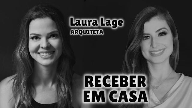 Uma conversa com a arquiteta Laura Lage!