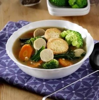 Resep Chinese Food Sapo Tahu