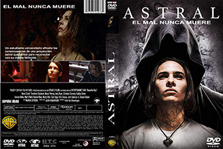 Astral - Cover - DVD