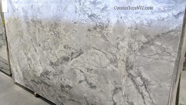 White Vermont Quartzite Slabs NYC