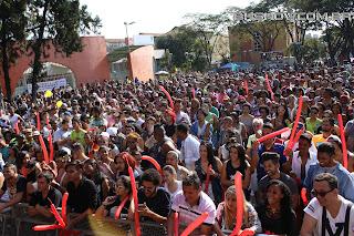 IMG 9816 - 13ª Parada do Orgulho LGBT Contagem reuniu milhares de pessoas
