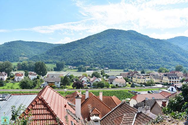 Weissenkirchen in der Wachau, Austria