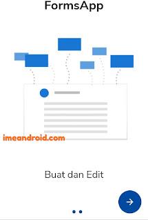 Membuat Google form menggunakan aplikasi