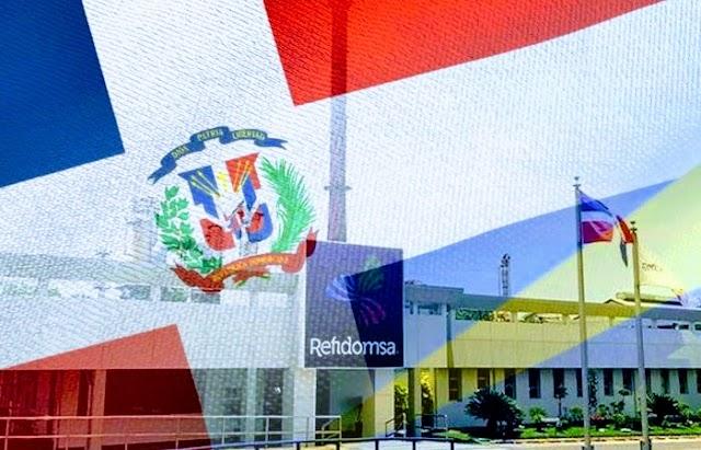 República Dominicana adquirió acciones en la refinería Refidomsa que estaban en poder de Venezuela