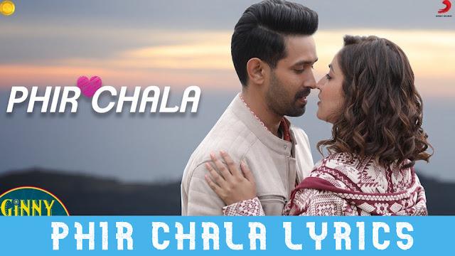 Phir chala Lyrics by Jubin Nutiyal