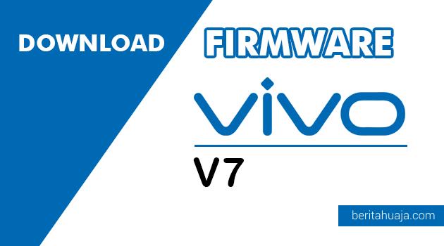 Download Firmware Vivo V7 PD1718F