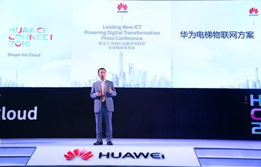 Huawei Shapes Industry Cloud with Leading New ICT, Driving Business Reinvention