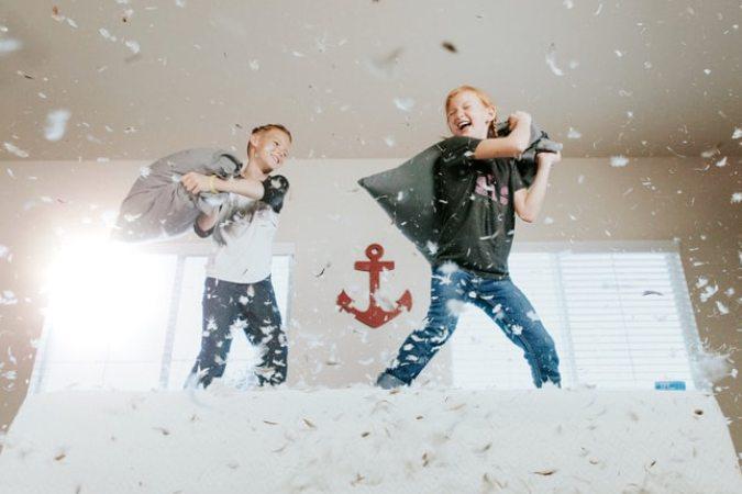 7 actividades sin pantallas para hacer con los niños en casa
