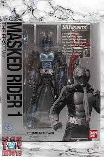 S.H. Figuarts Kamen Rider 1 (THE FIRST Ver.) Box 01