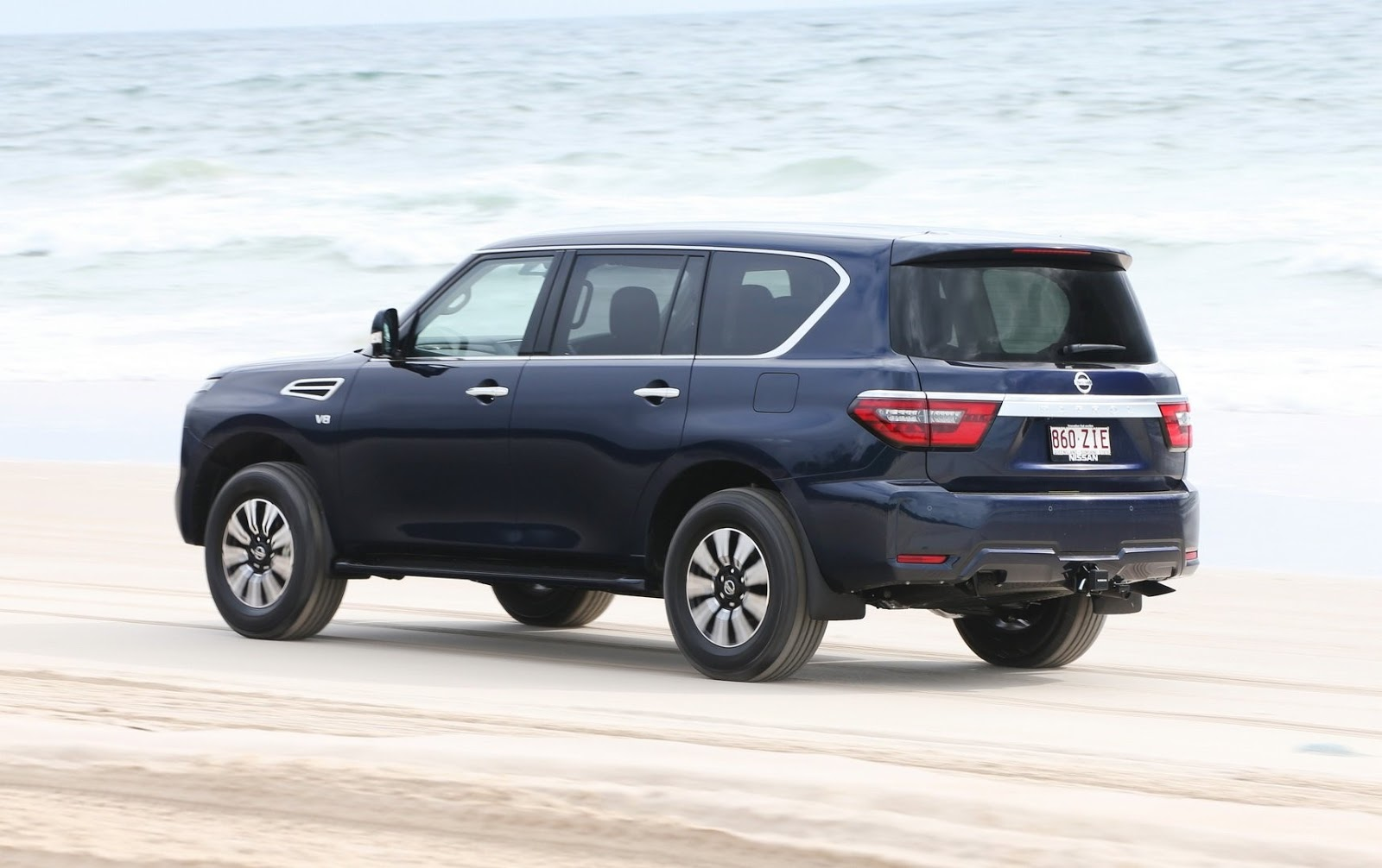 2020 Nissan Patrol (Australia) - MS+ BLOG