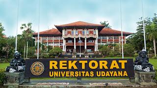 Sejarah Dan Profil Universitas Udayana Bali Lengkap