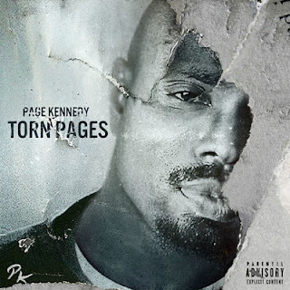 Page Kennedy - Torn Pages - Album Download, Itunes Cover, Official Cover, Album CD Cover Art, Tracklist