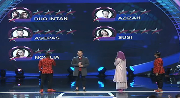 Bintang Pantura 3 Turun Panggung Tadi Malam 8 Oktober 2016