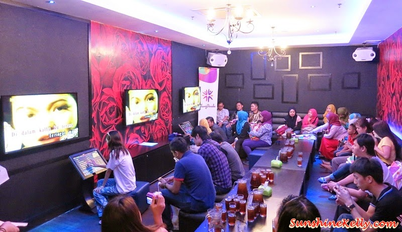 Karaoke Session, Firezone Family KTV, Bloggers' Day Out @ Klang Parade, Klang Parade, Shopping Mall