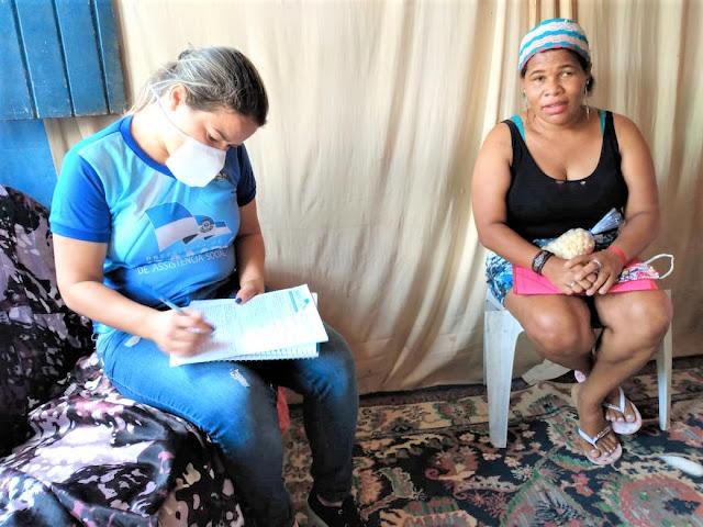ITAMBÉ: EQUIPES VOLANTES DA ASSISTÊNCIA SOCIAL REFORÇAM ATENDIMENTO NA ZONA RURAL E DISTRITOS