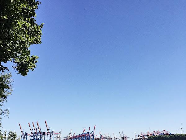 Hambourg au bord de l'eau