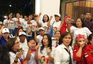 Survei LSI: 76% Pemilih Jokowi-Maruf Menyatakan Ekonominya Memburuk