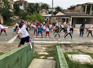 Departamento Municipal de Saúde realiza diversas ações em comemoração ao Dia Mundial da Saúde