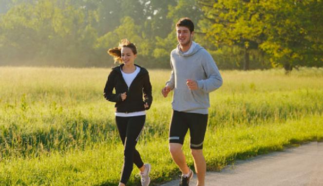 Khasiat Manfaat Lari Pagi Untuk Diet Sehat Alami