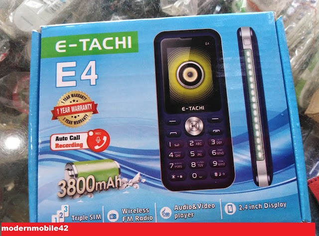 E-TACHI E4 Flash File  SPD6531E