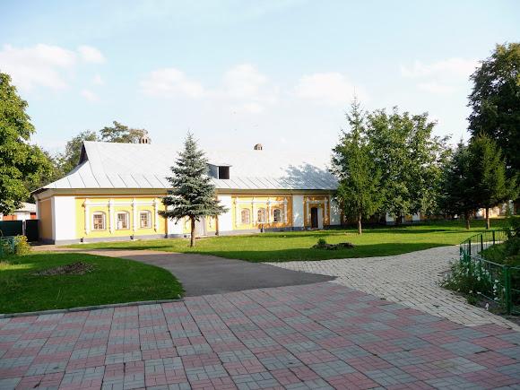 Чернігів. Єлецький монастир. Східний корпус келій
