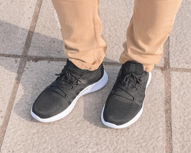 Кроссовки мужские Emil, цвет чёрный (Модель: SSM018): отзывы с фото