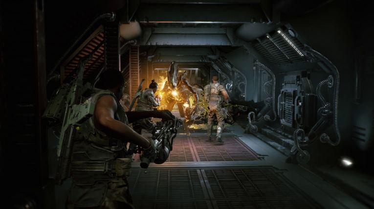 Aliens Fireteam Elite PC Español