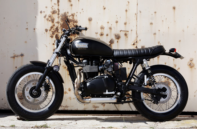 Convert To Cafe Racer